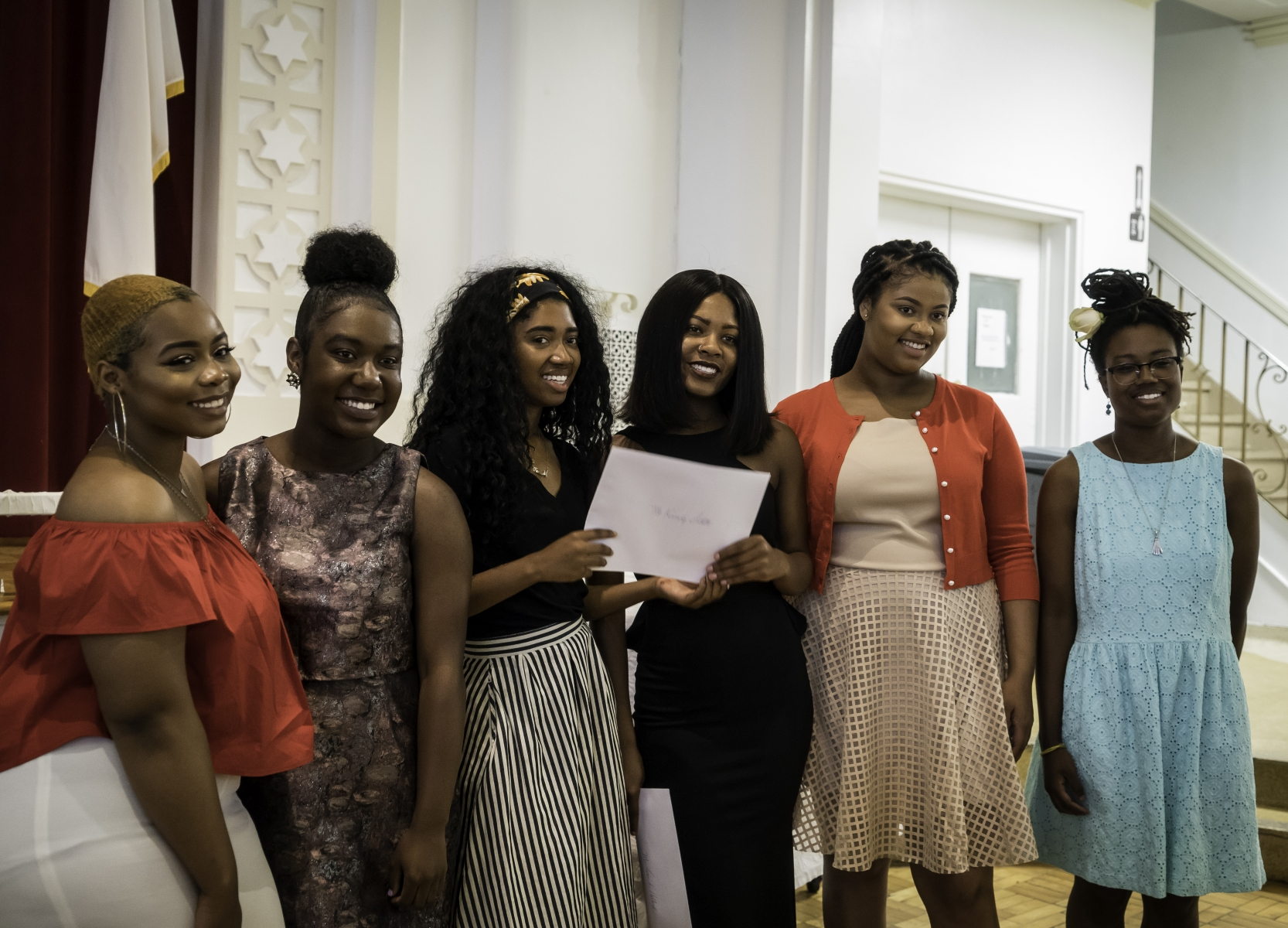 Phyllis-Wheatley-YWCA-2017-Scholarship-Recipients