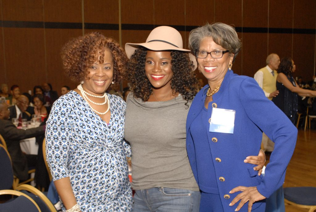Bernadette White, Event Guest, Stephanie Minor-Harper